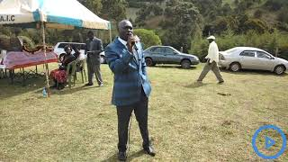 Kutuny appeals to political leaders in Rift Valley to stop dwelling