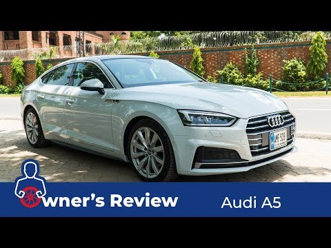 Audi A5 Owner's Review