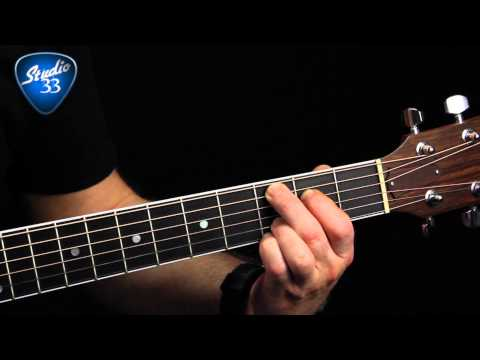 Beginner Guitar Chords Part 3: How To Play Cmajor and Cadd9 Chords