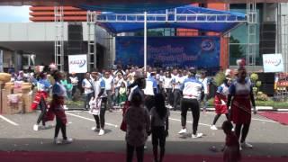 2110 Mentawai HUT Bank Nagari 55 Senam Kreasi Indonesia