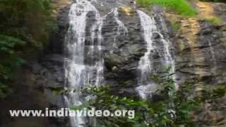 Abbi or Abbey Waterfalls at   Coorg district, Karnataka