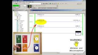 PLC Training / Tutorial for Allen-Bradley (Video 1 of 11)
