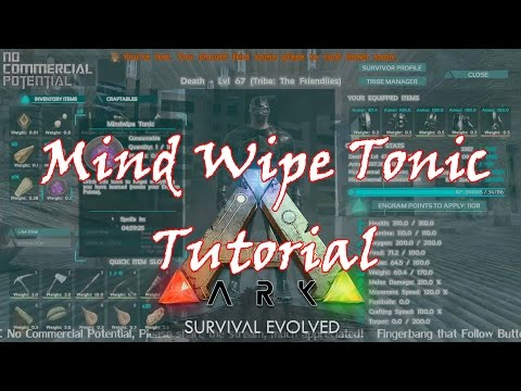 20 video drink recipes ark view and watch now video how to make ark survival evolved mind wipe tonic recipe aka amnesiac soup forumfinder Gallery