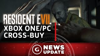 Resident Evil 7 Supports Xbox One/PC Cross-Buy - GS News Update