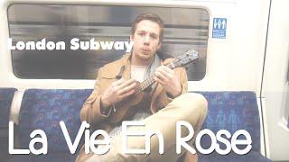 Cristin Milioti - La Vie En Rose (Cover) England Travel Compilation