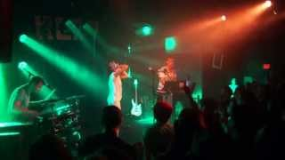 Dragonette - Let It Go Live at Red 7 Austin 2013
