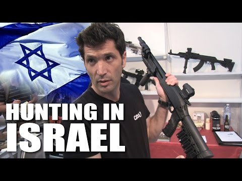 Hunting in Israel