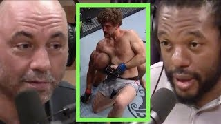 Herb Dean Defends His Askren/Lawler Stoppage | Joe Rogan
