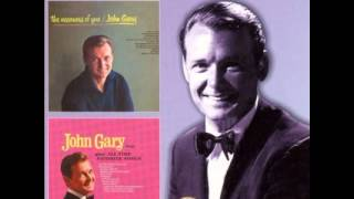 John Gary ~ Who Can I Turn To (When Nobody Needs Me)