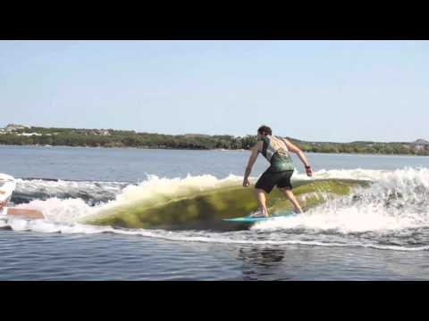 Tige R20 Surf Review Waterski