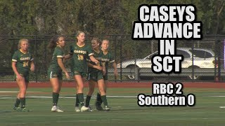 Red Bank Catholic 2 Southern Regional 0 | SCT Second Round