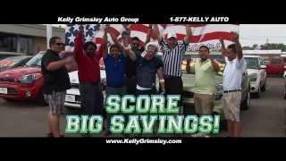 Football (Kelly Grimsley Auto Group)