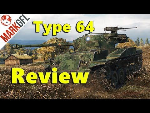 Type 64 Review & Guide - Is it Worth It? - World of Tanks