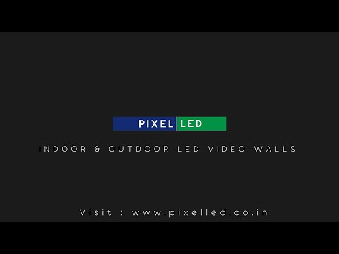 3 mm Indoor LED Video Wall