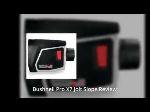 Bushnell Pro X7 Jolt Slope Review | Bushnell Pro X7 Jolt Slope Rangefinder