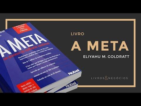 Livros & Nego?cios | Livro A Meta   Eliyahu Goldratt #47