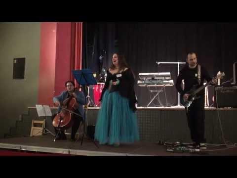 Trio Cuerdas - Soprano, Guitarra Electrica y Violonchello