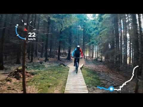 Bikepark Peklák 2020 Mechovka
