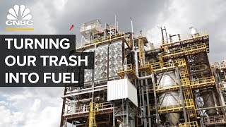 How Gasification Turns Waste Into Energy