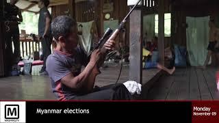 Myanmar Elections 2020