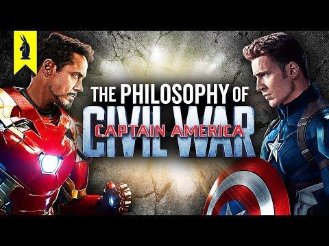 Avengers Endgame: How History Defines The Avengers – Wisecrack Edition