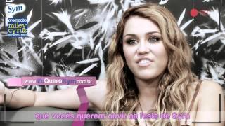 Promo Eu Quero Sym - Avril 2011