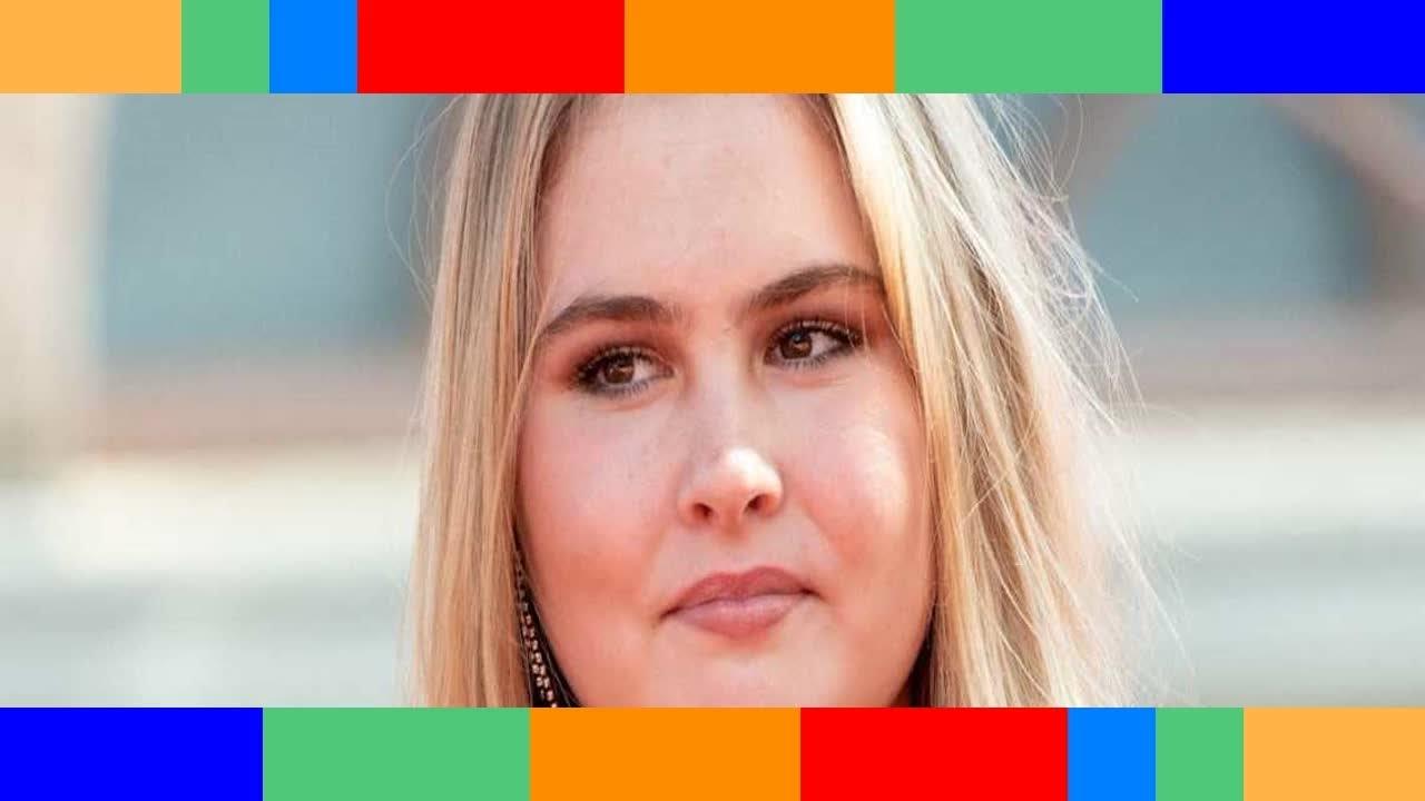 Catharina Amelia des Pays Bas la princesse héritière peut désormais épouser une femme