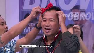 BROWNIS - Pesan Ruben Buat Host Magang (10/1/18) Part 2