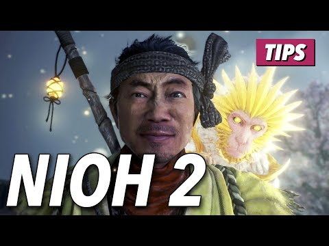 Nioh 2 Tips For Newcomers