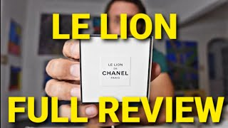 LE LION FULL REVIEW | NEWEST RELEASE FROM CHANEL | AMBER BOMB?