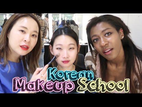 I Attended a Korean Makeup School for 2 Weeks!💄💅