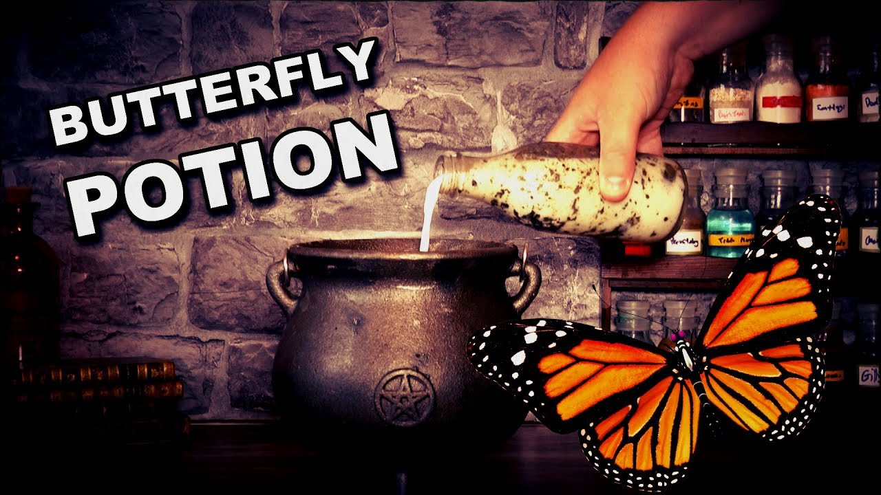 How To Make A Butterfly Potion