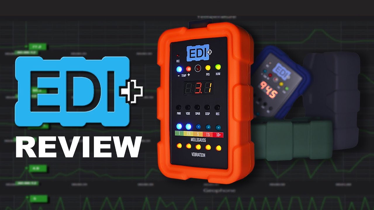 EDI+ PLUS, Paranormal Multimeter From CenTex - Review