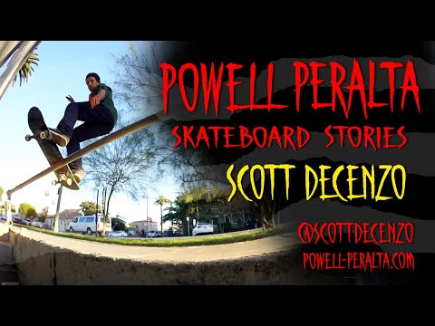 Scott Decenzo Skateboard Stories