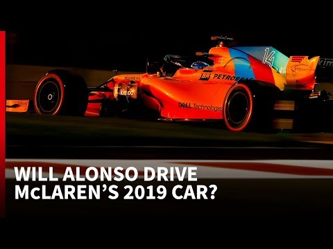 'McLaren will bend over backwards to let Alonso drive its 2019 car'