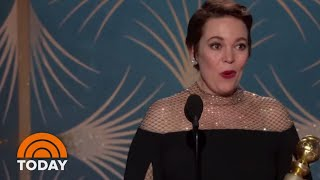 Golden Globes 2019: The Best Moments From The Night | TODAY