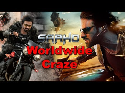 Saaho World Wide Craze On 1st Day