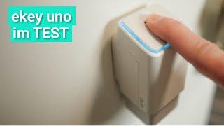 ekey uno im Test - Der Fingerabdrucksensor für das Nuki Smart Lock!