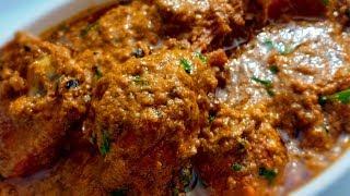 Chicken Barra With Delicious Gravy   Ekdam Restaurant Style Chicken Gravy Recipe!!:)