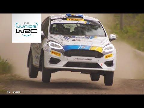 Junior WRC - Neste Rally Finland 2019: Highlights Friday