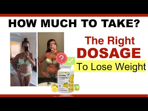 Video Garcinia Cambogia Dosage – How Much Should You Really Take & Reviews And Recommendation