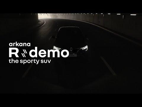 Musique pub Démo Renault R : la toute nouvelle pub Arkana Design 2021   Juillet 2021