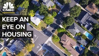 Homebuilder Stocks Pace For Worst Year Since Financial Crisis | Trading Nation | CNBC