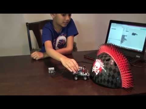 LEGO Programming with Scratch ☆ Tutorial by a kid
