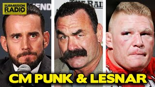 Don Frye RIPS CM Punk and 'Fairy' Brock Lesnar