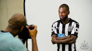 Ryan Babel signs for Newcastle (no, really?)