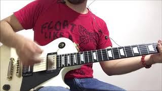 Gerard Way   Hazy Shade Of Winter (feat. Ray Toro) Guitar Cover By McCris Al TABS In THE DESCRIPTION