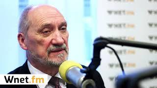 Macierewicz: Propozycja PiS ma sprawić, że młodzi ludzie nie będą musieli uciekać z Polski