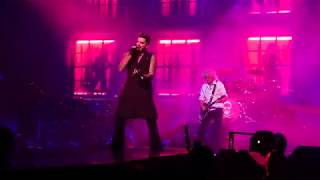 QUEEN + ADAM LAMBERT - Lucy, riffs, I Want It All, London, O2, 1st gig, 02.07.2018