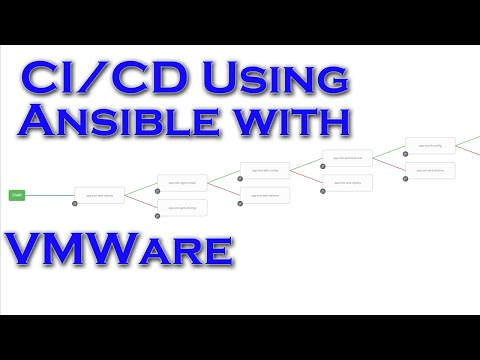 CI/CD With VMWare And Ansible